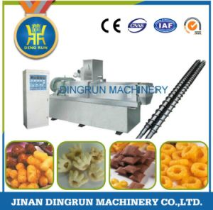 puffed snacks food making equipment pictures & photos