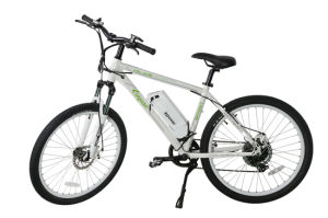 Pb107-2 Mountain Electric Bicycle with Shimano Derailleur pictures & photos