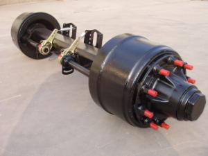 American Type Outboard Trailer Axle pictures & photos