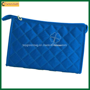 Women 420d Polyester Cosmetic Bag (TP-COB019) pictures & photos