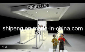 Fashion Clothes Shop Interior (SP-RD39)