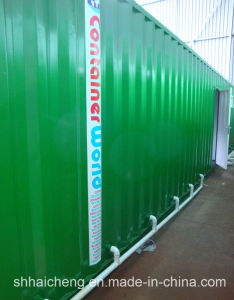 Portable Mobile Container House for Bathroom and Restroom Include Shower and Toilet (shs-fp-shower003) pictures & photos
