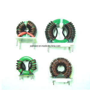 Top-Quality Toroidal Common Mode Power Choke Coil Inductors (XP-PI-TC14006) pictures & photos