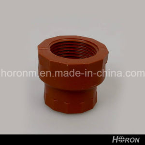 Pph Water Pipe Fitting-Male Thread Coupling-Elbow-Tee-Adaptor (3/4′′) pictures & photos