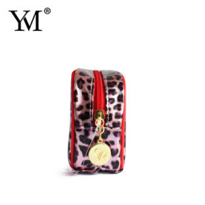 Hot Selling Waterproof Wild Leopard Pattern Luxury Cosmetic Bag pictures & photos