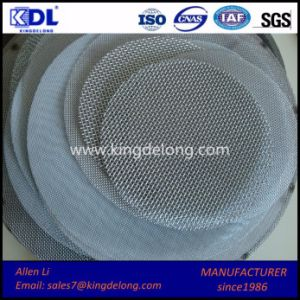 Metal Mesh Filter/ Woven Mesh Filter / Stainless Steel Mesh Filter pictures & photos
