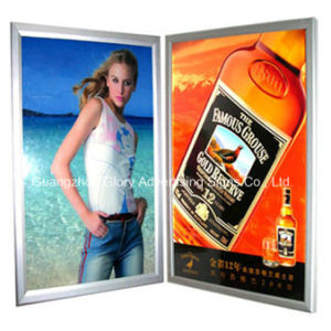 LED Light Display Boards, Aluminium Poster Frame, Frame Light Box pictures & photos