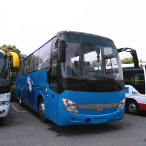 Chinese Luxury Rear Engine 60 Seats Tourist Bus pictures & photos