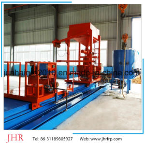FRP Fiber Gank Winding Machine Production Line pictures & photos