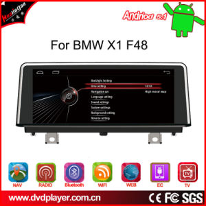 """Car Subwoofer 10.25""""Android 4.4 Car Stereo for BMW X1 F48 GPS Navigatior WiFi Connection, 3G Internet pictures & photos"""