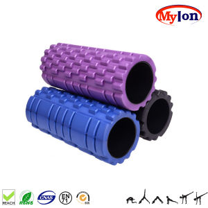 5 Color 34X14cm 13X5inch Pilates Fitnessmassage Grid Trigger Point Foam Roller