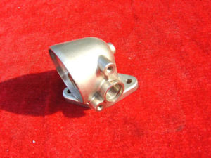 Stainless Steel Auto Parts by CNC Machining with ISO 16949 pictures & photos