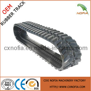 Professional Agriculture Rubber Track for Combined Harvester pictures & photos