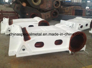 Steel Crusher Jaws for Mining Industry
