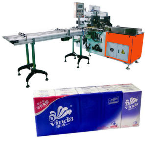Paper Tissue Machine Bags Pocket Tissue Packaging Machine pictures & photos
