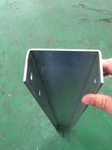Steel U Profile /U Profile Steel / U Shaped Galvanized Steel Profile pictures & photos