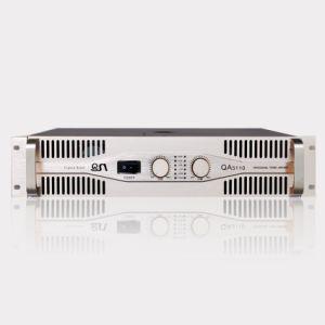 2u Gold Color Professional Power Amplifier (QA5110) pictures & photos