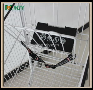 100 Liters American Supermarket Shopping Cart Mjy-100c pictures & photos