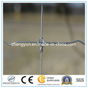 Made in China Knotted Field Fence Manufacture pictures & photos