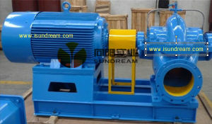 Horizontal Vertical Multistage Split Case Double Suction Centrifugal Pump pictures & photos