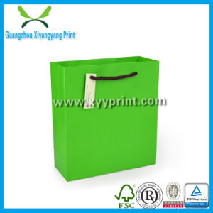 Custom Promotion Paper Gift Bag with Logo Print pictures & photos