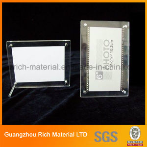 Clear/Transparent Acrylic Picture Display/Perspex Acrylic Photo Frame pictures & photos