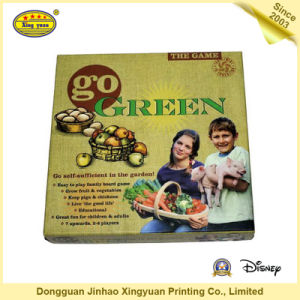 Custom Go Green Board Game pictures & photos