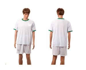 Algeria′s National Soccer Team Jersey in The 2014 World Cup