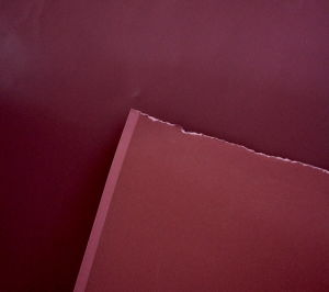 Solid Color Melamine Paper with Colorful Base Paper