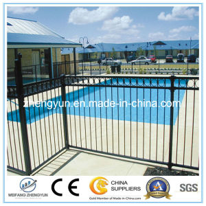 Cheap Decorative Wrought Iron Fence or Aluminum Fence pictures & photos