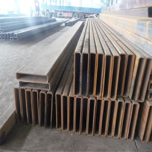 ERW Steel Tube (Rectangular shape) pictures & photos
