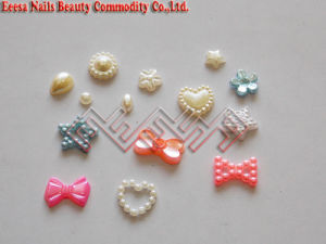 Nail Beauty /Fake Nail Pearls for Nail Art/ Artificial Nail Pearls for Art Nail Decorations