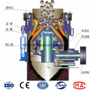 High Quality & Reliable Performance Hydraulic Cone Crusher Equipment pictures & photos