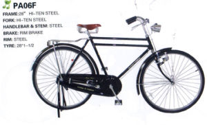 """Africa 28"""" Double Bar Hiten Steel Frame Traditional Bicycle (FP-TRDB-050) pictures & photos"""