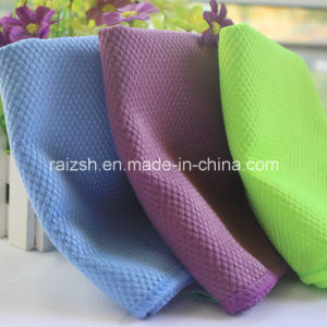Magical Kitchen Fish Scales Microfiber Cloth for Window Dish Towel pictures & photos
