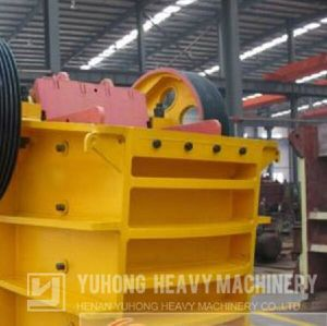 Yuhong Flexible Operation Jaw Crusher with Ce & ISO Approved pictures & photos