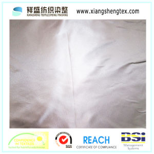 Satin Polyester Pongee Fabric pictures & photos