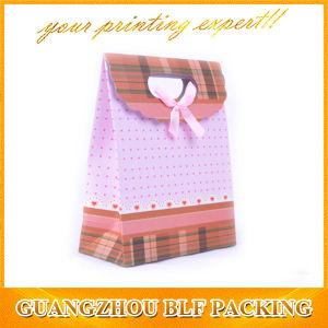 Hot Sales Handbag Shape Paper Gift Bag (BLF-PB276) pictures & photos
