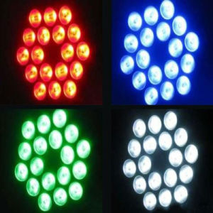 18pcsx15W 6in1 LED PAR Light Wash for DJ Disco Stage pictures & photos