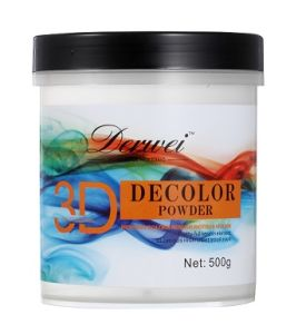 Dustless Super Professional & Perfect Hair Color Bleaching Powder pictures & photos