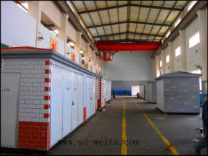 The European Box-Type Transformer Substation for Power Supply pictures & photos