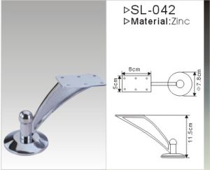 Stainless Steel Adjustable Foot, Leg (SL-042) pictures & photos