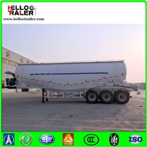 Vertical Powder Tank Semi Trailer / Bulk Cement Tank Trailer pictures & photos