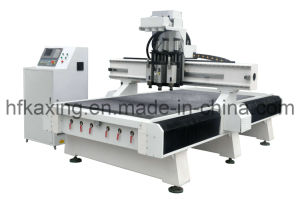 Competitive Atc-1325-T3 Muti-Head Automatic Tool Changer CNC Router pictures & photos
