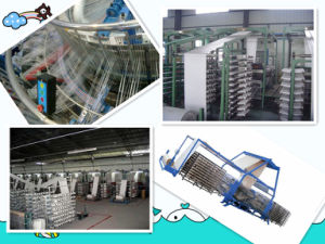 PP Woven Bags Making Machine for Rice Bags and So on pictures & photos