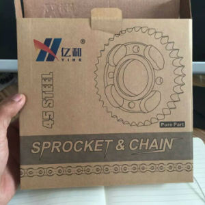 Motorcycle Sprocket Packing pictures & photos