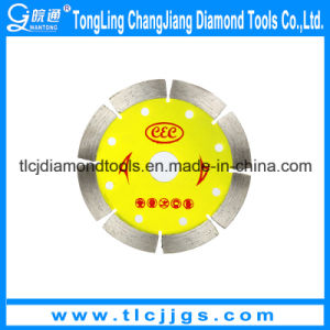 "4.5"" Circle Diamond Band Saw Dry Cutting Blade pictures & photos"