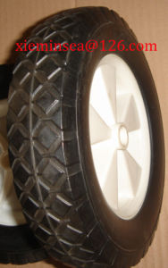 Solid Rubber Wheel 8*1.75 pictures & photos