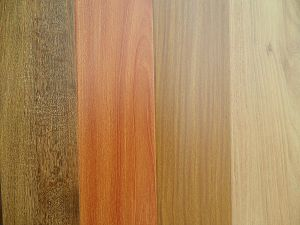 Foshan Cheap HDF 8mm Laminate Flooring Colors Optional pictures & photos