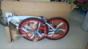 "26"" Motorized Bicycle with Mag Wheel pictures & photos"